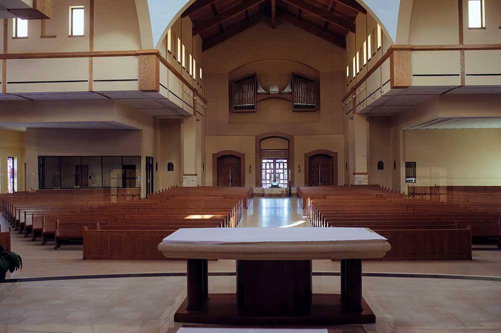 Visit Ctr Christ The Redeemer Catholic Church Houston Tx
