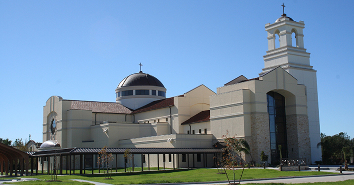 Christ The Redeemer Catholic Church | Houston, TX